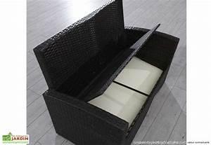 Coffre Resine Tressee : coffre de jardin brico depot 14 table basse coffre resine tressee phaichi digpres ~ Teatrodelosmanantiales.com Idées de Décoration
