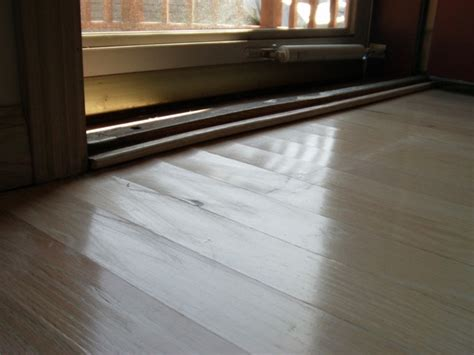 Wood Floor Buckling Up by Wood Floors Buckling Do Not Sand