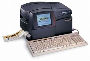 new brady globalmark utility makes file transfers easy With file label maker