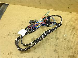 Western 61581 Fisher 8272 Snow Plow Headlight Wire Harness