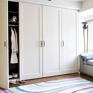 les placard de chambre a coucher design tableau isolant With couleur de peinture pour une entree 9 dressing pour votre chambre portes de placard pour chambre
