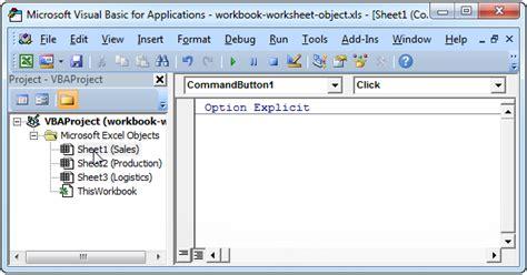 excel vba workbook  worksheet object easy excel macros