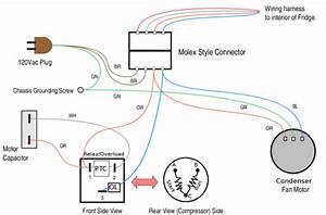 Refrigerator Wiring Diagram  U2013 Periodic  U0026 Diagrams Science