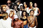 The Top 50 R&B / Hip-Hop Artists of the Past 25 Years ...