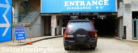 aquarium parking garage monterey bay aquarium parking tips and free parking