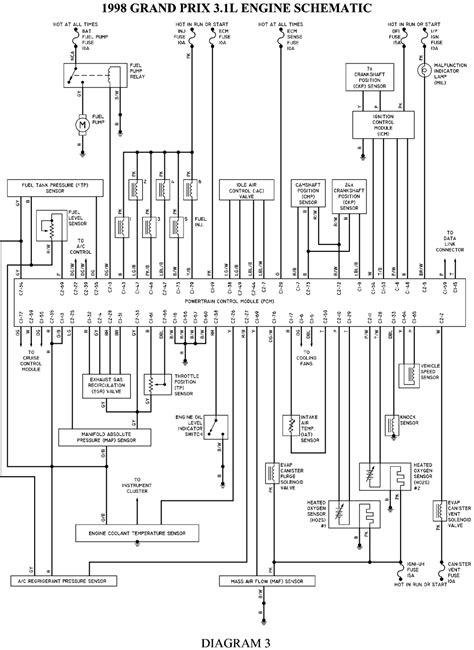 2002 Pontiac Grand Prix Radio Wiring Harnes by Repair Guides Wiring Diagrams Wiring Diagrams