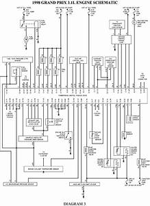 Grand Prix Wiring Diagram 1997 1999