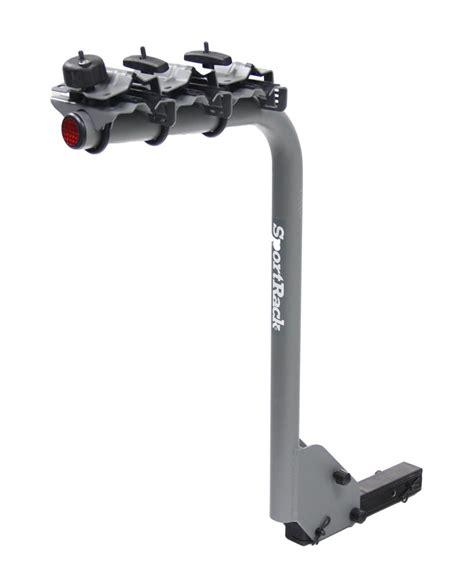 sportrack  bike rack      hitches single arm locking tilting sportrack hitch