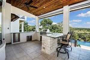 Hill Country Modern Luxury Custom Home Builder San
