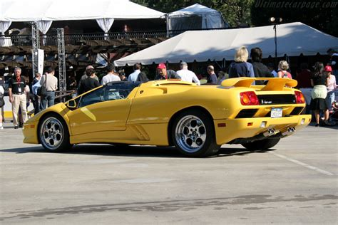 Lamborghini Diablo VT Roadster - 2005 New York City ...