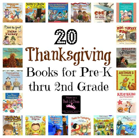 10 thanksgiving picture books for pre k amp k 275 | Thanksgiving books Collage