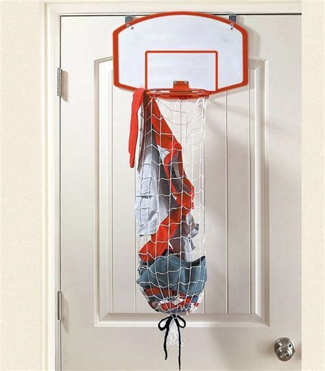 mini panier de basket pour chambre panier à linge sale basketball 9 90 insolite