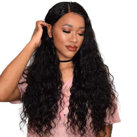 water wave brazilian virgin human hair pcs
