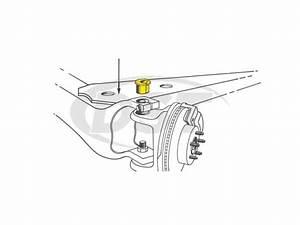 Moog Moog-k8974 Front Caster Camber Bushing