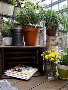 Lösungen Für Kleine Balkone : mit diesen tipps wird ein kleiner balkon zur stadtoase craftifair ~ Bigdaddyawards.com Haus und Dekorationen