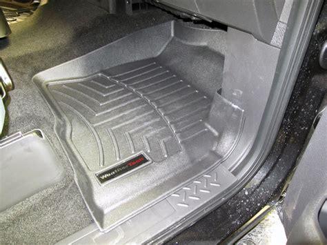 Weathertech Floor Mats 2013 F150 by Floor Mats Etrailer
