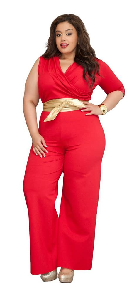 jumpsuit plus size plus size curvy allysa jumpsuit from curvezz