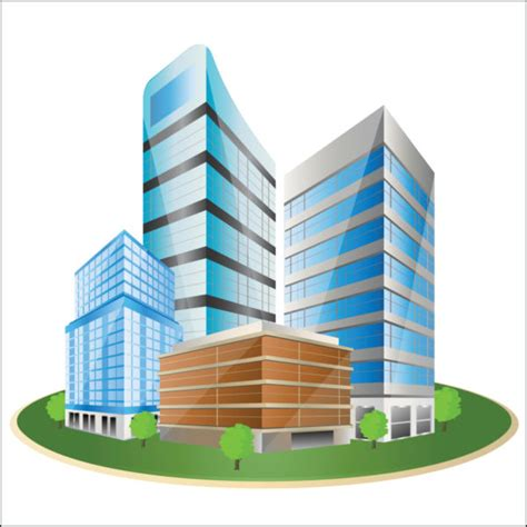 Building Clipart by Place Clipart Business Building Pencil And In Color