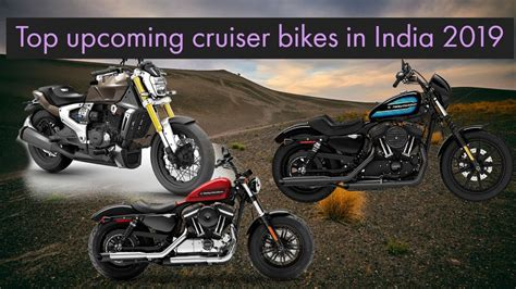Top Upcoming Cruiser Bikes In India 2019|price