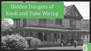 Knob And Tube Wiring Insurance