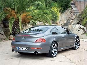 Bmw Serie 6 Coupé : bmw 6 series coupe e63 specs photos 2007 2008 2009 ~ Melissatoandfro.com Idées de Décoration