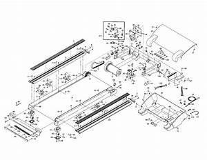 Walking And Motor Belts Diagram  U0026 Parts List For Model