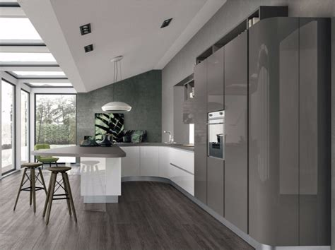 cuisine lube clover 01 by cucine lube