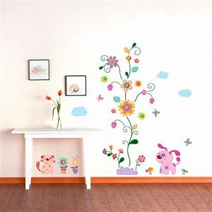 Kids room wall decor photograph stickers d