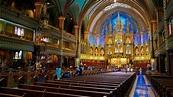 Notre Dame Basilica in Montreal, Quebec   Expedia