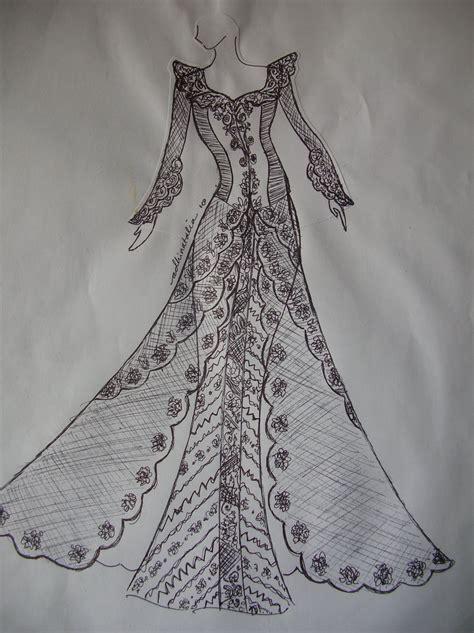 desain baju pesta kebaya modern  gaun pengantin gaun