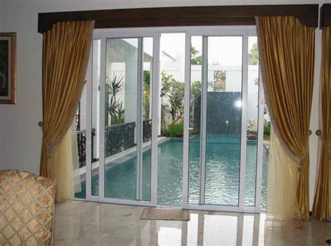sliding door curtain ideas curtain inspiring curtains for sliding glass doors