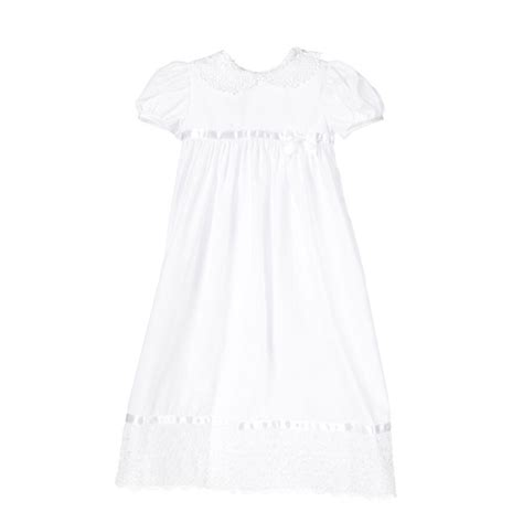 foto de Little Things Mean A Lot Heirloom Christening Gown with