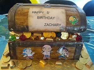 Jake and the neverland pirates cake. | Birthday Ideas For ...