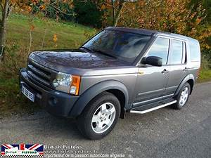 Land Rover Discovery Occasion : land rover discovery 3 occasion tdv6 se seven annonce vente land rover british ~ Medecine-chirurgie-esthetiques.com Avis de Voitures