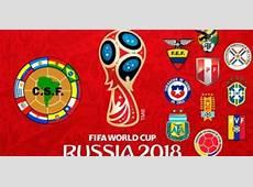 Repechaje Eliminatorias 2018 fechas de partidos de ida y