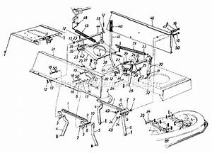 Yard Machines 13ah660f372 Parts List And Diagram