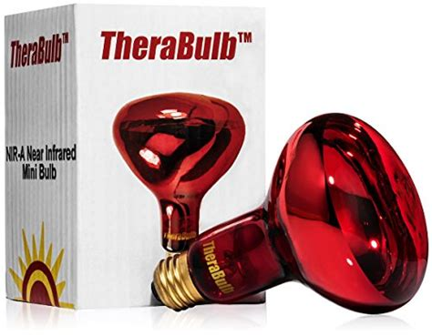 therabulb nir a near infrared bulb small form 150 watt