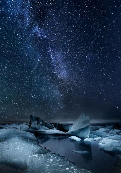 Best Starry Night Images Pinterest