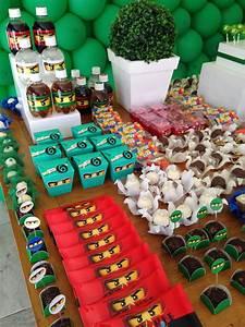 Spiele Zum Kindergeburtstag : pin von melli bixx auf ninjago pinterest ninjago ~ Articles-book.com Haus und Dekorationen