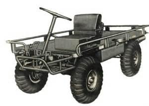 Vietnam Army Mule Vehicle