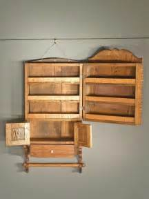 Essential Oil Hanging Wall Cabinet