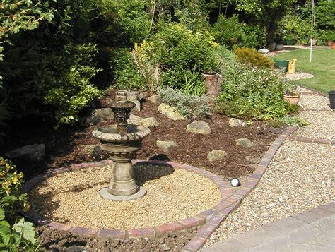 garden features garden design with fountain native home garden design