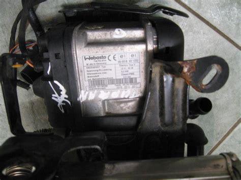 find vw touran golf 5 webasto thermo top v diesel 1k0815065ag motorcycle in utena utena lt