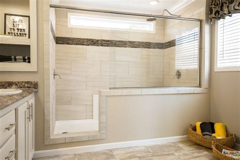 Manufactured Home Bathroom Tile Ideas   Clayton Blog