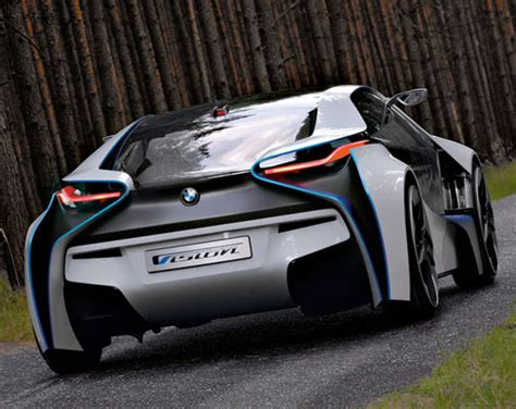 Bmw Sports Car Concept Revealed