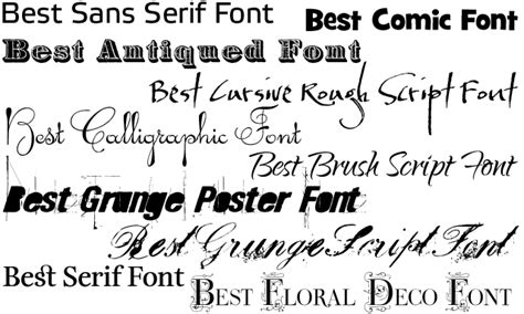 The 5 Best Fonts To Use On Your Resume by Photoshop Help Free Fonts
