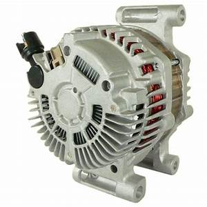 High Output 250 Amp Alternator Lincoln Mkz 07