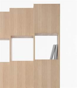 Zick Zack Regal : zick zack regal von nendo f r conde house detail magazin f r architektur baudetail ~ Whattoseeinmadrid.com Haus und Dekorationen