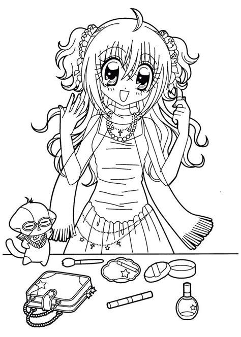 coloriage manga unique images carte de noel imprimer avec