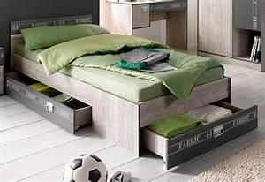 Bett Mit Schubladen 120x200 : parisot bett fabric inkl schubkasten kaufen otto ~ Indierocktalk.com Haus und Dekorationen